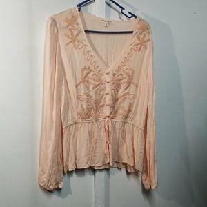 Living doll blouse